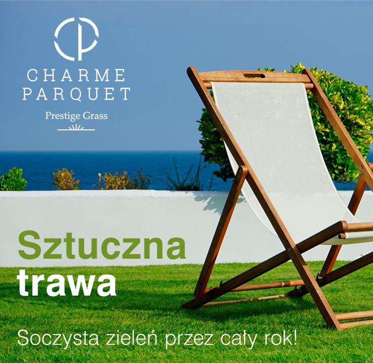 sztuczna trawa Charme Parquet Prestige Grass